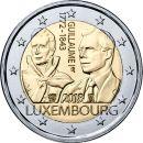 Luxemburg 2 Euro Gedenkmünze 2018 ST 175. Todestag...