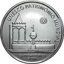 Portugal 5 Euro Gedenkmünze 2004 ST Historisches...