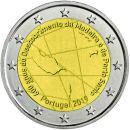 Portugal 2 Euro Gedenkmünze 2019 ST Entdeckung der...