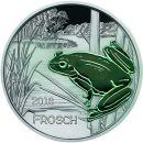 Österreich 3 Euro Gedenkmünze 2018 HGH Tier...