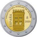Spanien 2 Euro Gedenkmünze 2020 UNC Weltkulturerbe...