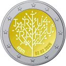 Estland 2 Euro Gedenkmünze Sondermünze 2020 UNC...