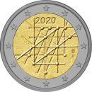 Finnland 2 Euro Gedenkmünze 2020 ST 100 Jahre...