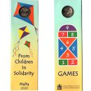 Malta 2 Euro Gedenkmünze 2020 UNC Kinder...