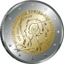 Niederlande 2 Euro Gedenkmünze 2013 ST - 200 Jahre...