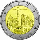Litauen 2 Euro Gedenkmünze 2020 ST UNC Berg der...