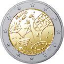 Malta 2 Euro Gedenkmünzen 2020 UNC Rolle Kinder...