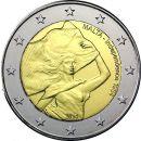 Malta 2 Euro Gedenkmünze Sondermünzen 2014 ST...