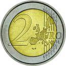 Luxemburg 2 Euro Gedenkmünze 2004 ST Monogramm Großherzog Henri lose