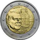 Luxemburg 2 Euro Gedenkmünze Sondermünzen 2008...