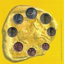 Zypern KMS 2008 ST 1 Cent - 2 Euro im Folder*