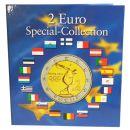 Münzalbum Presso für 2 Euro Gedenkmünzen...