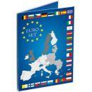 Münzkarte für Euro Kursmünzensätze...