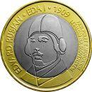 Slowenien 3 Euro Gedenkmünze 2009 ST 100 Jahre...